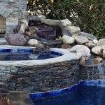 Augusta Natural Stone Veneer Outdoor Living