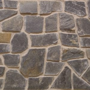 Black Sands Natural Thin Stone Veneer