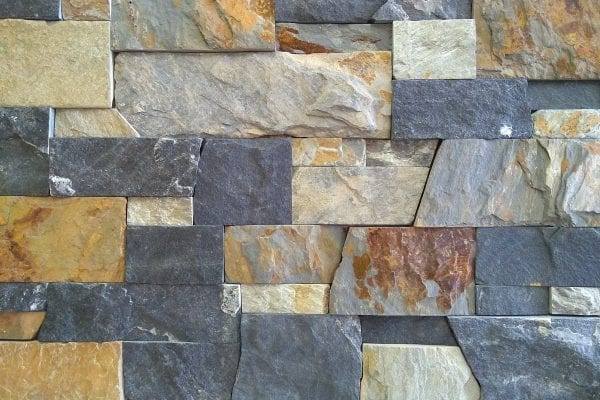 Danbury Drystack Natural Thin Stone Veneer