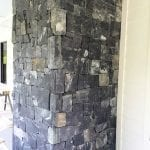 Ebony Ridge Natural Stone Veneer Outdoor Living