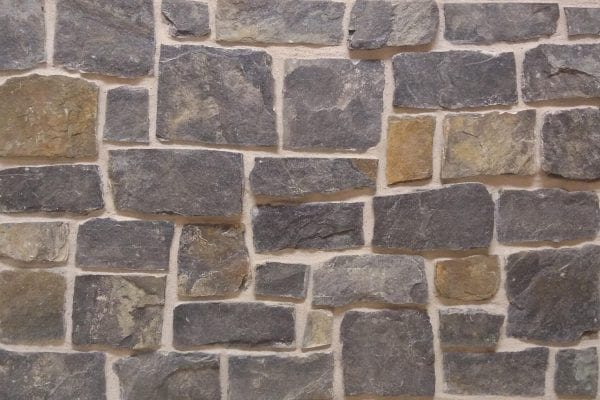 Ebony Ridge Natural Thin Stone Veneer