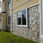 Kingsbury Natural Stone Veneer Exterior