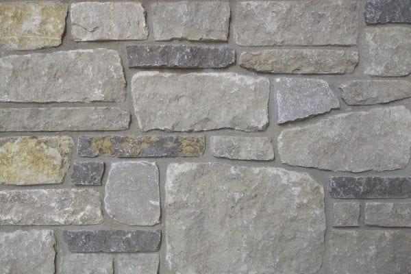 Lexington Tumbled Real Quarried Thin Stone Veneer