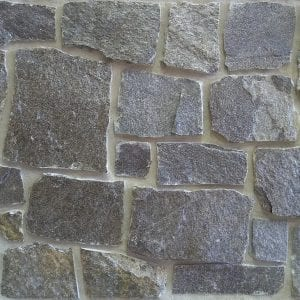 Midnight Shimmer Natural Thin Stone Veneer