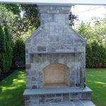 Nantucket Natural Stone Veneer Outdoor Living