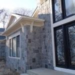 Nantucket Thin Stone Veneer Exterior