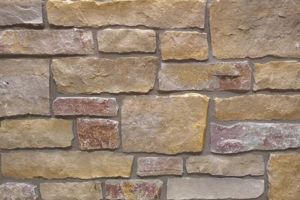 Napa Valley Natural Thin Stone Veneer