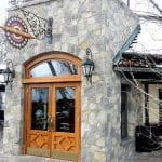 Polar Springs Natural Stone Veneer Cafe