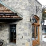 Polar Springs Natural Stone Veneer Commercial