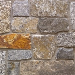 Salem Natural Thin Stone Veneer