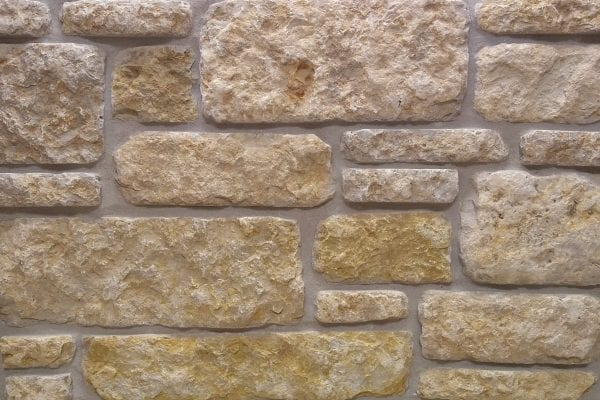 Salerno Natural Thin Stone Veneer