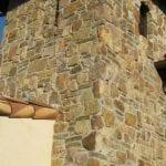 Sedona Real Thin Stone Veneer Exterior Masonry