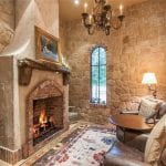 Winfield Natural Stone Veneer Interior
