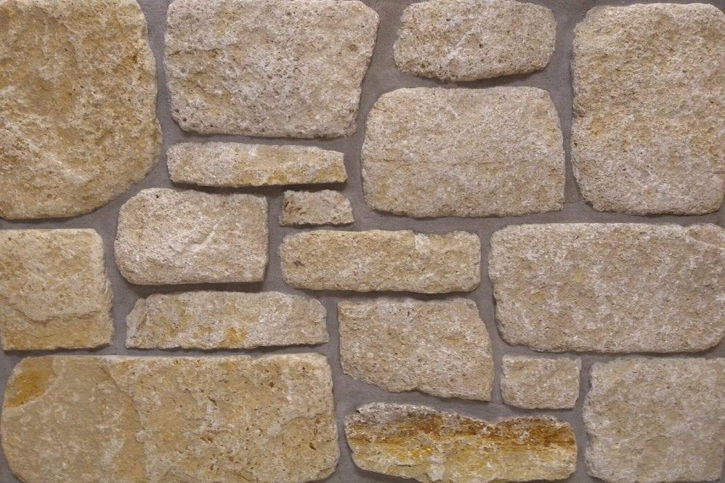 Winfield Natural Thin Stone Veneer Quarry Mill