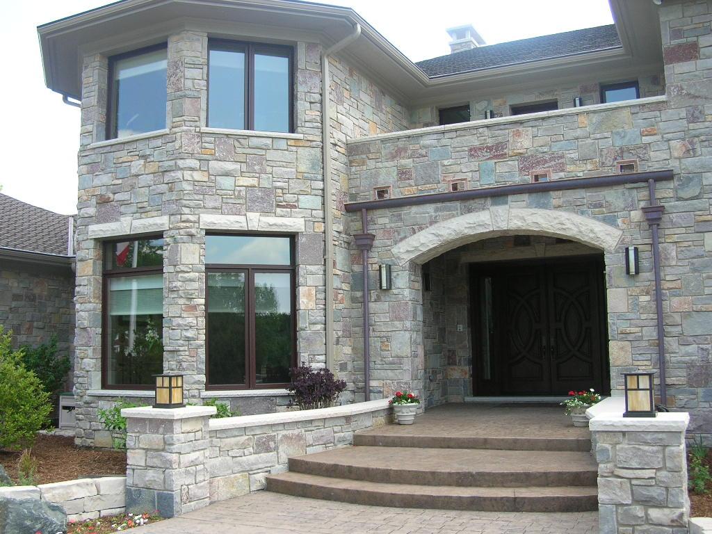 Avondale Thin Stone Exterior