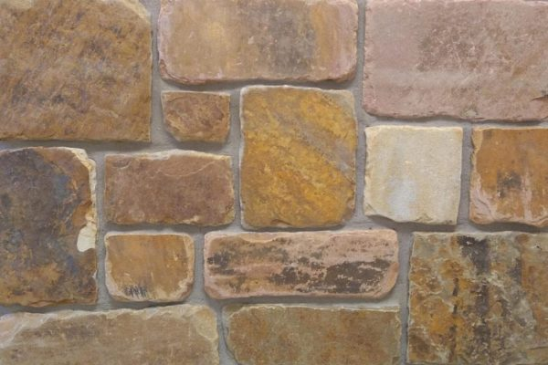 Calistoga Natural Thin Stone Veneer