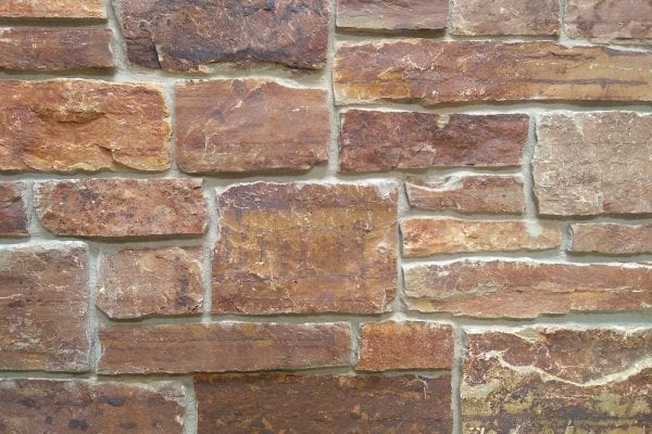 Canyon Dusk Natural Thin Stone Veneer