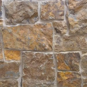Chestnut Natural Thin Stone Veneer