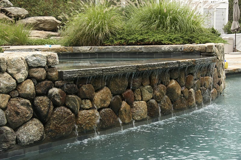 Coastline Natural Stone Veneer Outdoor Living