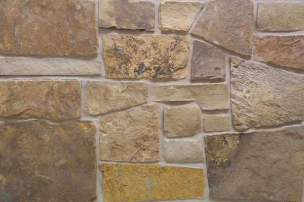 Colonial Natural Thin Stone Veneer