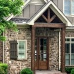 Dakota Natural Stone Veneer Exterior