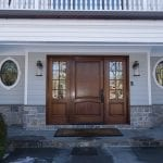 Ellsworth Natural Stone Veneer Home