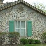 Geneva Natural Stone Veneer Exterior Residence
