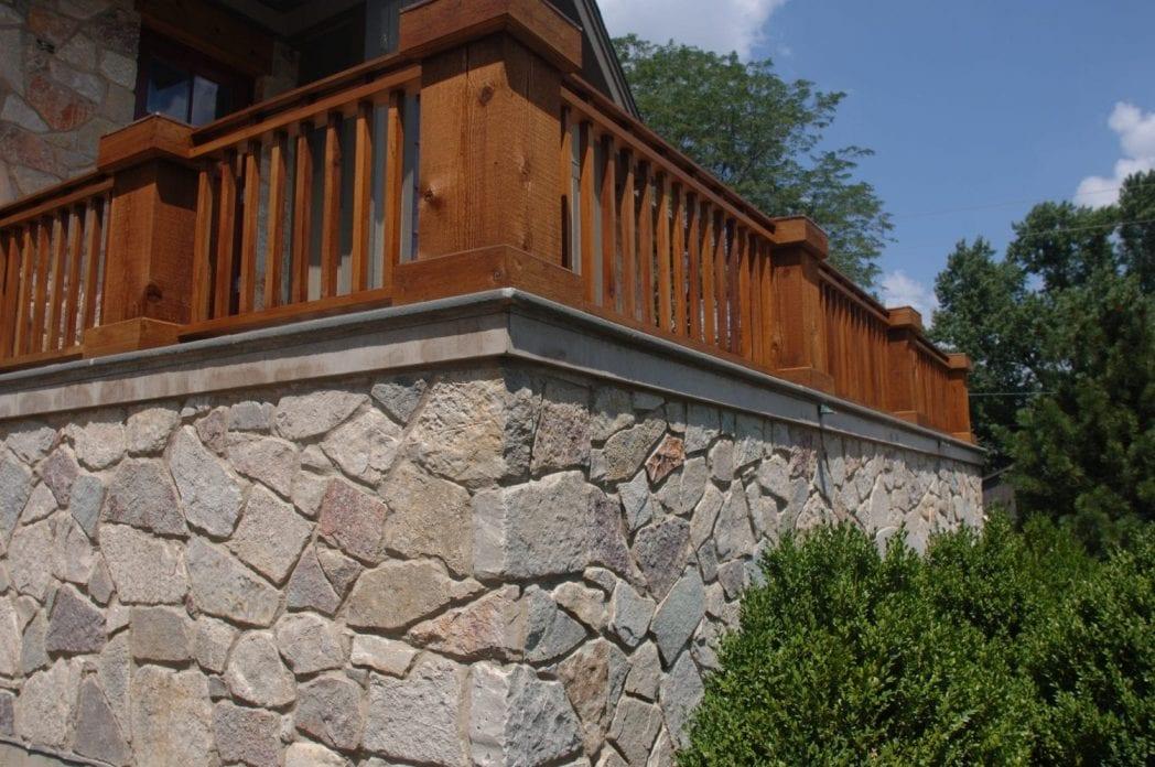 Geneva Natural Stone Veneer Exterior