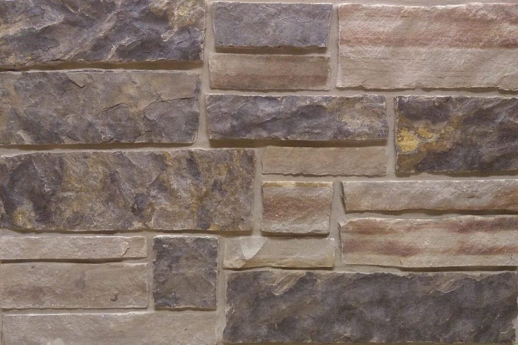 Thin Brick Veneer Stone Natural Thin Stone: Kennebec - Natural Thin Stone Veneer
