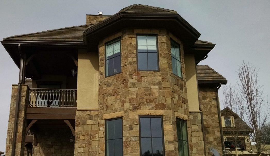 Kodiak Thin Stone Veneer Exterior