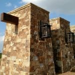 Kodiak Natural Thin Stone Veneer Outdoor Living