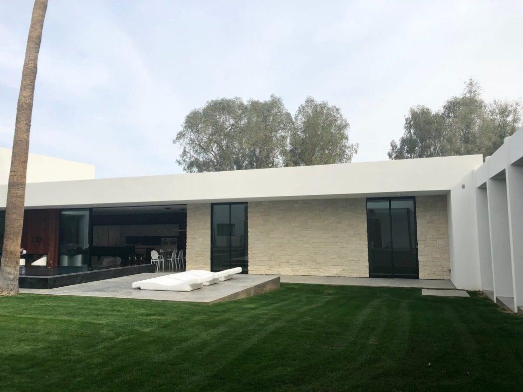 La Spezia Thin Stone Veneer Exterior Home