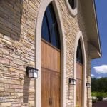 Laramie Natural Thin Stone Veneer Commercial