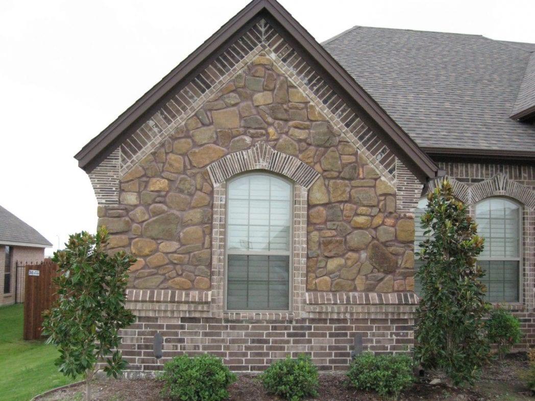 Manitowish Thin Veneer Stone Exterior