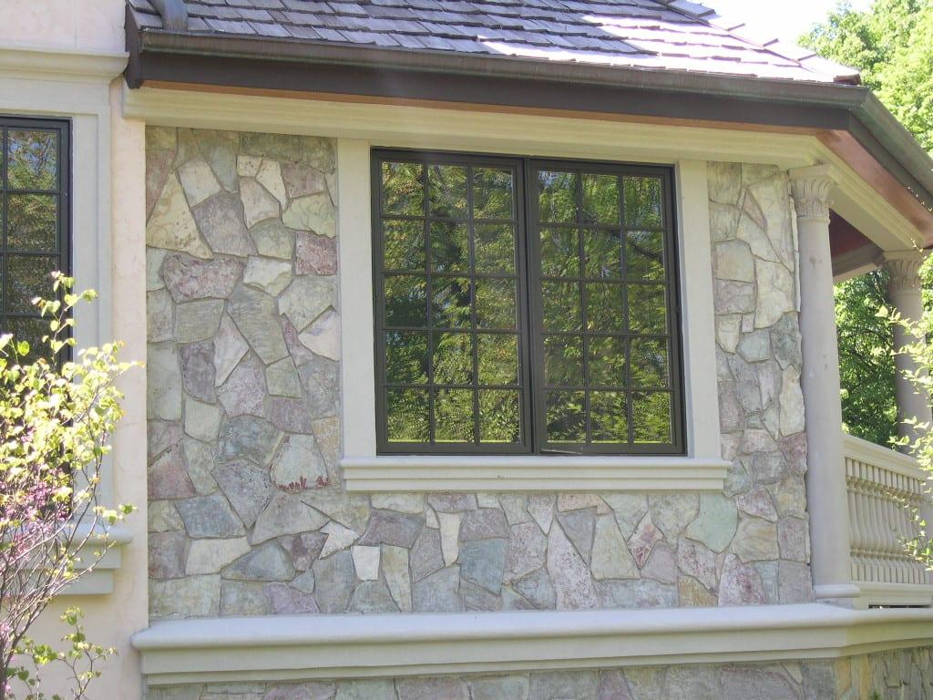 Maricopa Thin Stone Veneer Exterior