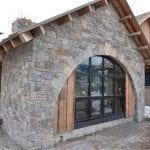 McGregor Thin Stone Veneer Exterior