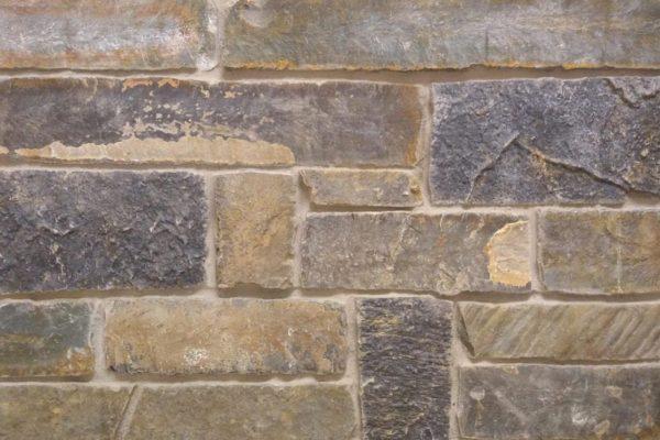 Midnight Natural Thin Stone Veneer