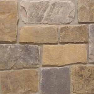 Palmetto Tumbled Natural Thin Stone Veneer
