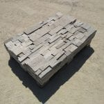 Pewter Ledge Natural Thin Stone Veneer Pallet
