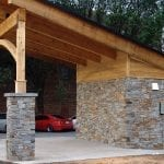 Ridgefield Commercial Thin Stone Veneer