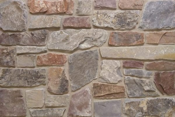 Sunset Rose Natural Stone Veneer