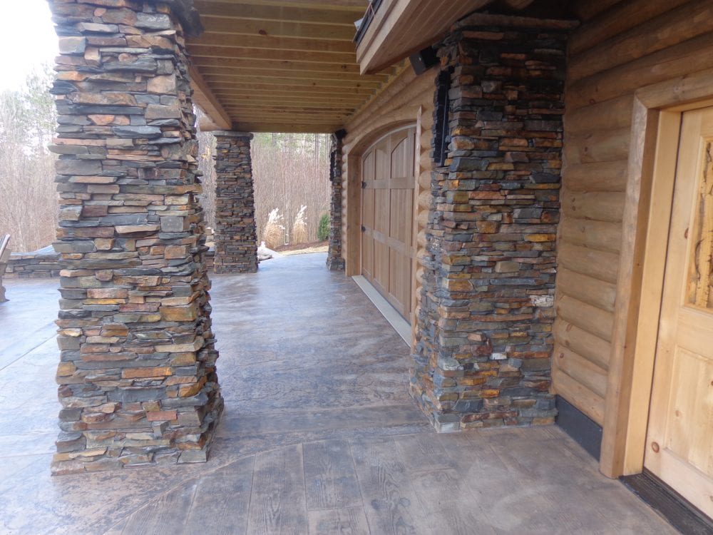 Torrington Natural Stone Veneer Exterior