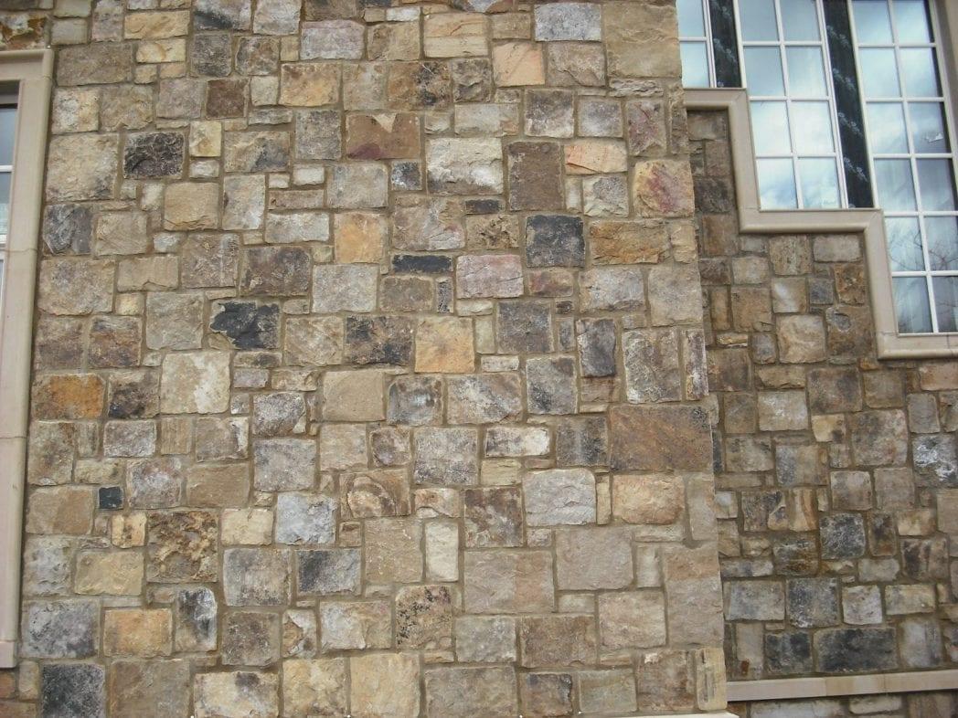 Whistler Natural Thin Stone Veneer Exterior