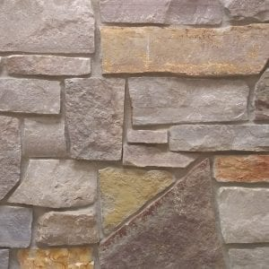 Royal Dusk Natural Thin Stone Veneer