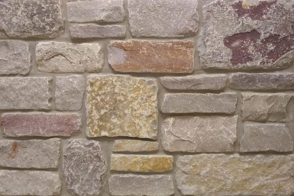 Sheridan Natural Thin Stone Veneer