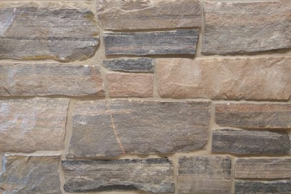 Sunset Natural Thin Stone Veneer