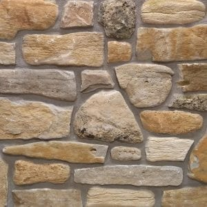 Yorkshire Natural Thin Stone Veneer