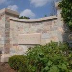 Ambrose Natural Stone Veneer Commercial Application