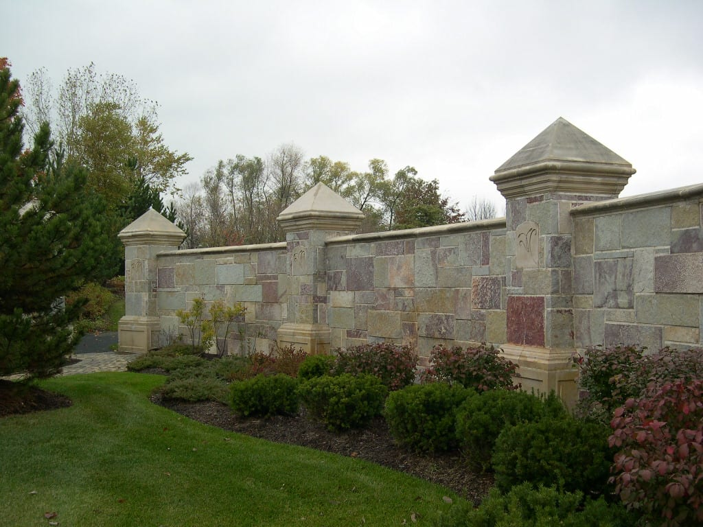 Ambrose Natural Stone Veneer Outdoor Living