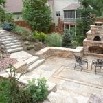 Pennington Natural Stone Veneer Outdoor Living